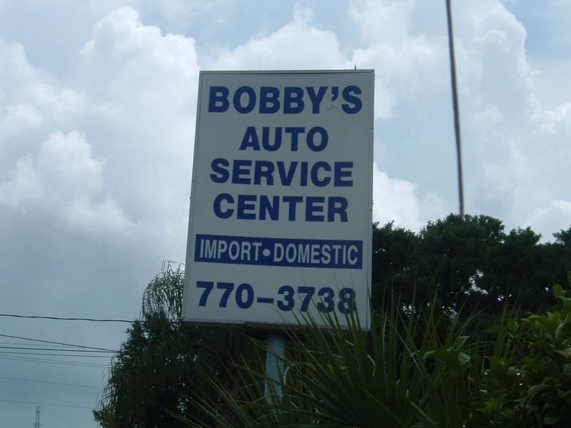 BOBBY'S AUTO